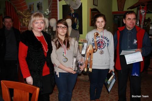 MP Juniorów Młodszych i Copernicus Cup 2013